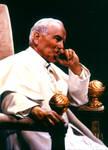 Pope Giovanni Paolo II by InTheNameOfArt
