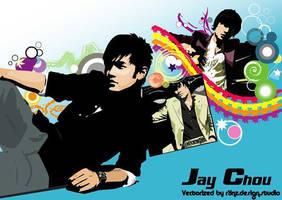 Jay Chou 1 by madis0nz
