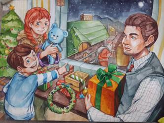 christmas by jamllong