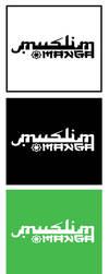 Muslim Manga Logo Contest by e60m