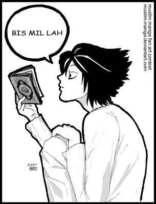 Muslim-Manga FanArt by e60m