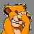 Simba Facepalm Emote