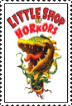 Little Shop of Horrors Stamp by NinthTaboo