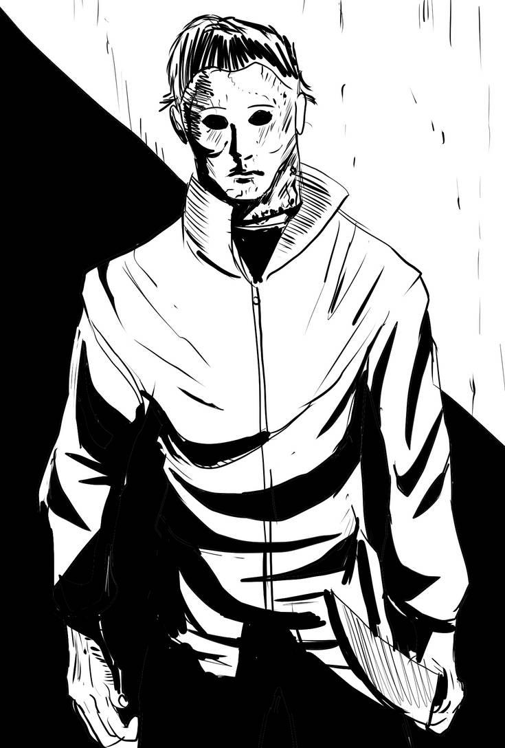 Michael Myers The shape by ShadowClawZ