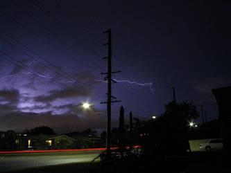 Lightning by redvaldez