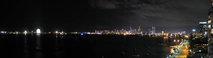 Gold Coast by Night by redvaldez