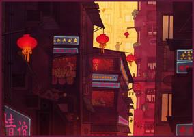 Background concept by JaimePosadas