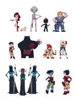 Character Search by JaimePosadas