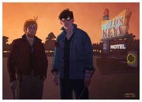 The Black Keys by JaimePosadas