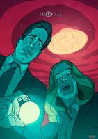 The X-Files by JaimePosadas