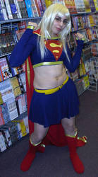 Supergirl Lilith 1 by LilithOya