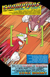 Archie Sonic the hedgehog #270 P.22 by I-use-windows-vista