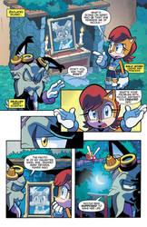 Sonic Universe #73 P.4 by I-use-windows-vista