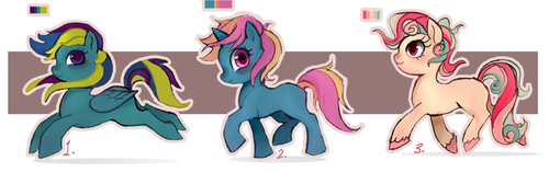 Pony auction! (Unsold) by Wulfgnar