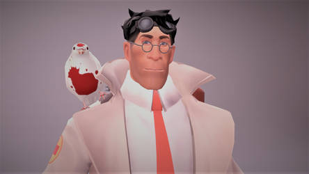 Medic by tannerthecat1996