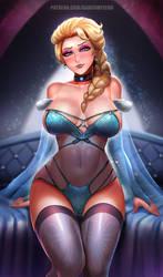 Elsa by BADCOMPZERO