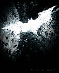Batman: The Dark Knight Rises by Tiago-Borges
