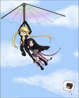 Sengoku BASARA : Fly Away by blamedorange