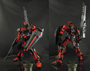 Astray Red Frame Nacht Breaker Loadout by AlmightyElemento