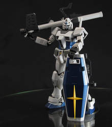 RX-78-3 Fully Loaded by AlmightyElemento