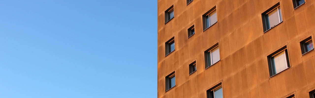 Edge of a Building by Acegikm0