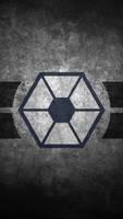 Separatist Logo Cellphone Wallpaper by swmand4