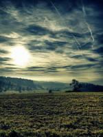 Dark field by FrantisekSpurny