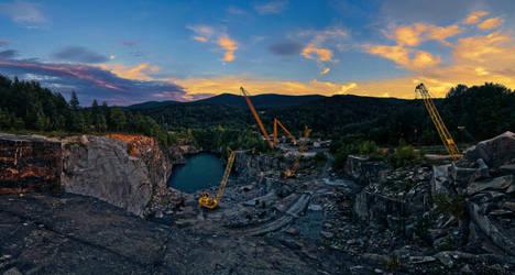 QuarryStock by FrantisekSpurny