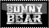 The Bunny The Bear Stamp 2 by darkdissolution