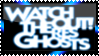 Watchout Theres Ghosts Stamp by darkdissolution