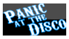 Panic at the Disco! [White Border] Stamp by darkdissolution