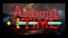 Adventure Time Stamp by darkdissolution