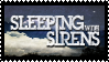 Sleeping With Sirens Stamp [Gloss/Border] by darkdissolution