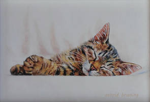 The Land of Nod - PAINTING by AstridBruning