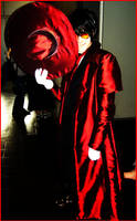 Hellsing Alucard Cosplay by MetalQueen94