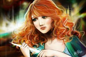 Clary by Patsie