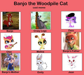 Tod The Woodpile Fox by WanderSong