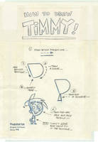 How to draw Timmy. by Frederator-Studios