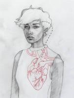 a coeur perdu by veroklotz