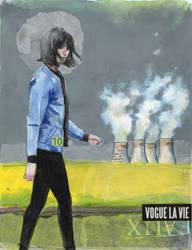 Vogue La Vie by veroklotz