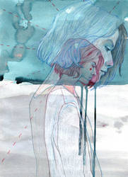 bad dream by veroklotz