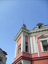 Exterior Povdiv by Oscar by plovdivclub