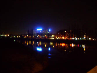 Night city life by Oscar by plovdivclub