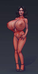Pam Grier by boobsgames