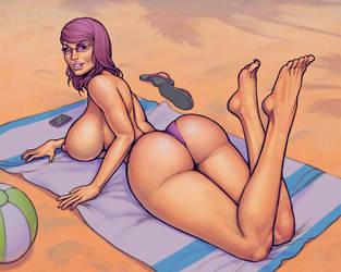 Lana 4 by boobsgames