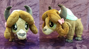 Yona plush by PlushyPuppy
