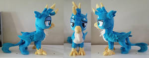 Gallus plush by PlushyPuppy