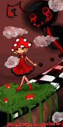 Mushroom Happiness by Doomyz