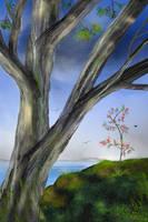 Just a Tree by vanndra