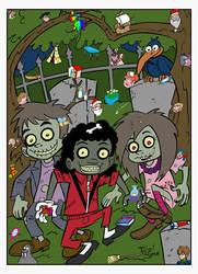 Juego de halloween by sapienstoonz